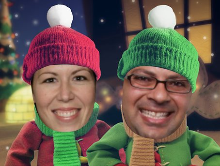 Happy Holidays! From John Soliman & Associates of HomeXpress Realty Inc Funny Holiday Card