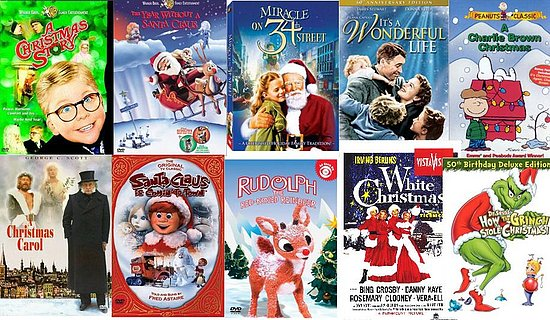 The Many Movies of Christmas