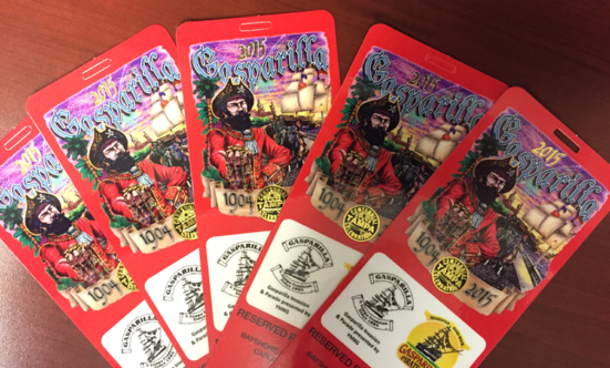 2015 Gasparilla Tickets - John Soliman and Associates HomeXpress Realty