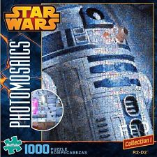 R2 D2 Star Wars Puzzle - National Puzzle Day - John Soliman and Associates HomeXpress Realty Inc
