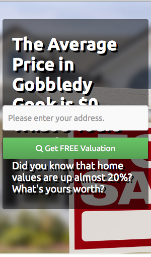 Find Your Homes Value Now For Free