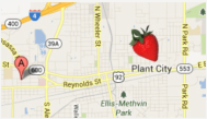 Directions to the Florida Strawberry Festival