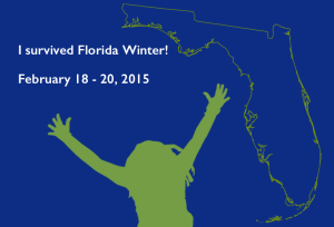 I Survived Florida Winter 2015 - John Soliman and Associates HomeXpress Realty Inc