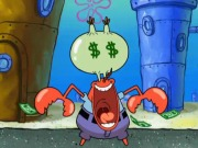 Mr Crabs Dollar Sign Eyes