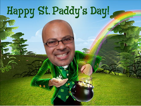 Happy St. Patrick's Day Tampa Bay!